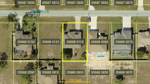 Lee County Property Appraiser - Online Parcel Inquiry